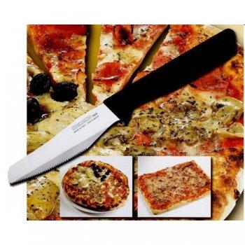 Coltelli Pizza manico plastica