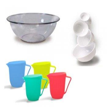 Minuteria in Plastica Polietilene e Policarbonato per cucina