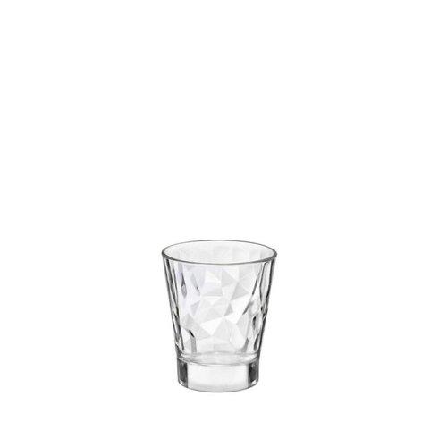 Bicchiere diamond liquore cl.8 borm.rocco