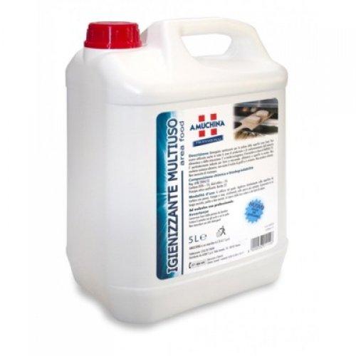 Detergente igienizzante multiuso lt.5 amuchina