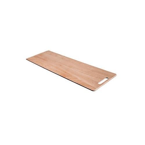Pala roma per pizza al metro in legno multistrato cm.22x80