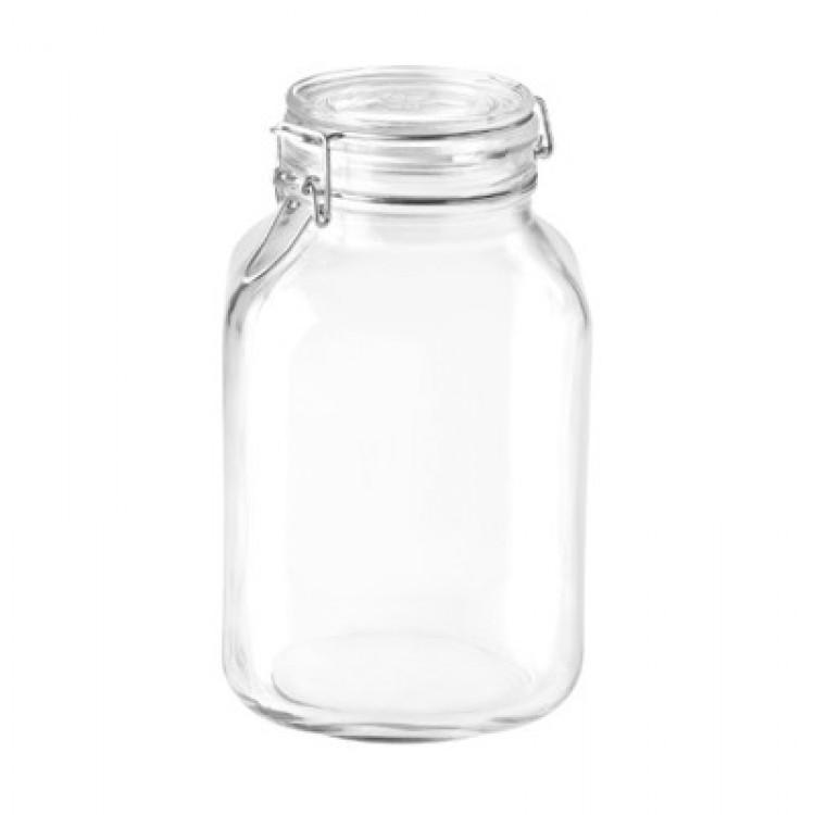 Barattolo vetro fido kg.1 borm.rocco