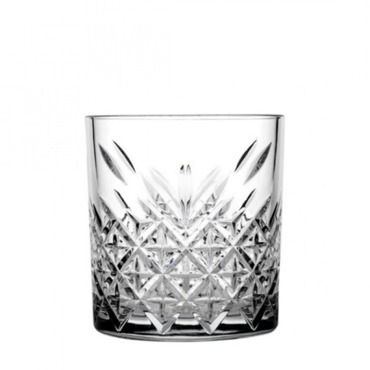 Bicchiere timeless cl.35,5 old fashion pasabahce
