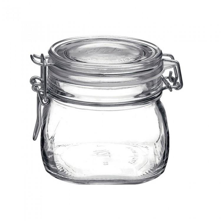 Barattolo vetro fido cl.50 borm.rocco