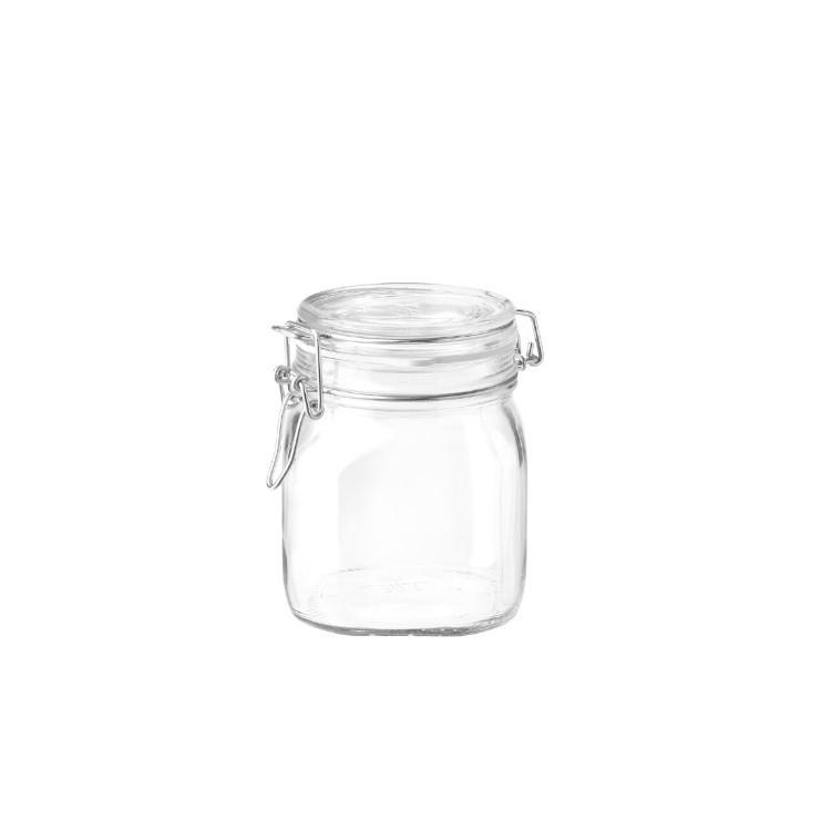 Barattolo vetro fido gr.750 borm.rocco