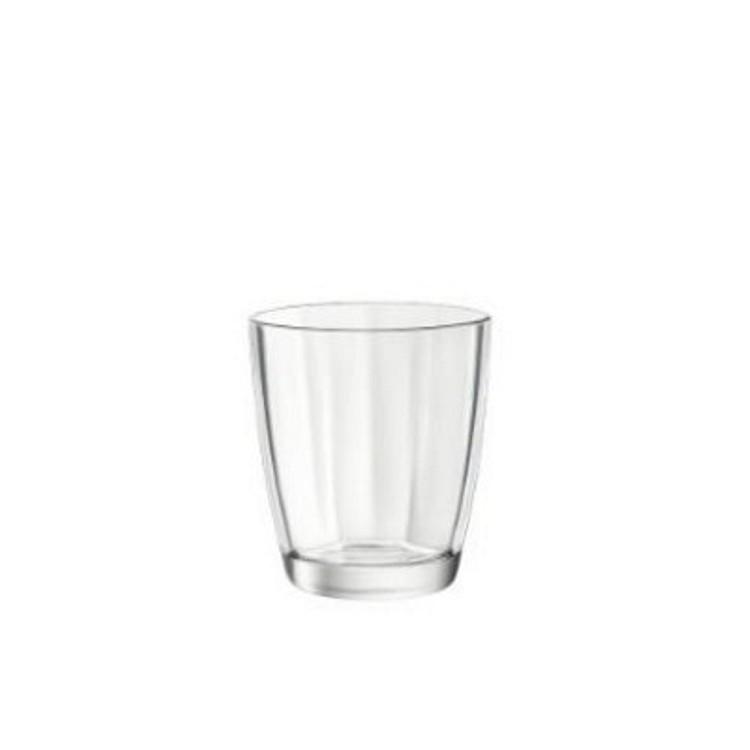 Bicchiere pulsar cl.39 d.o.f bormioli rocco ***