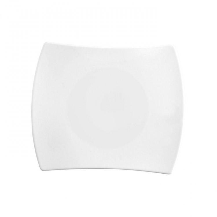 Piatto rettangolare tokio cm.31x25 saturnia