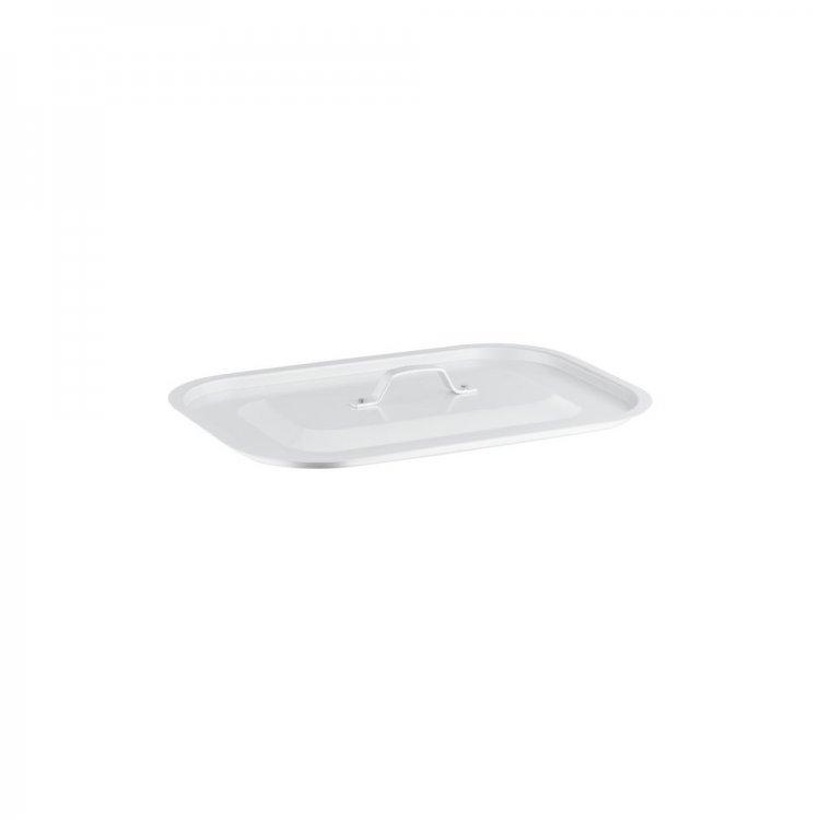 Coperchio alluminio tegame cm.45x30