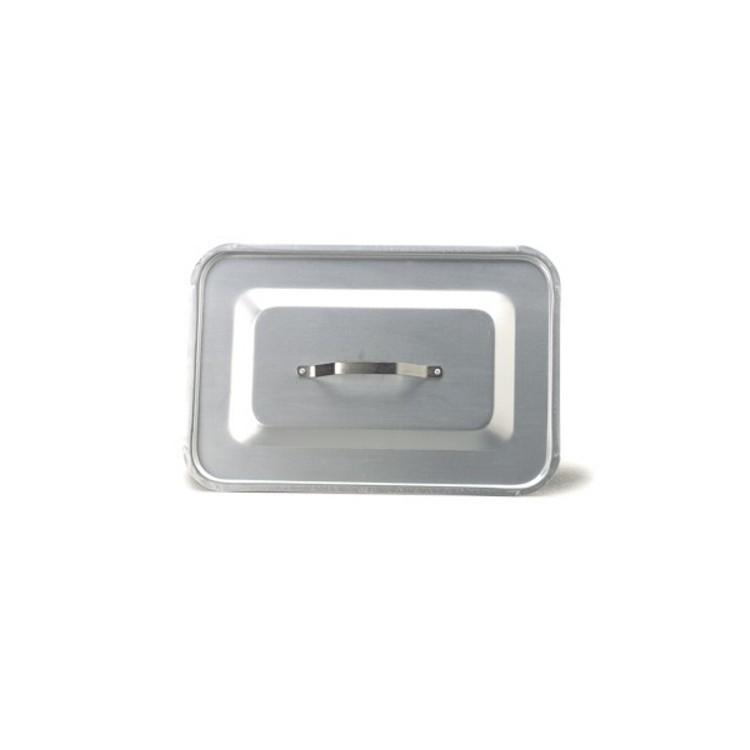 Coperchio alluminio tegame leggero cm.30x24