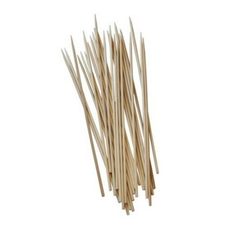 Spiedini bamboo cm.15 legno pz.250