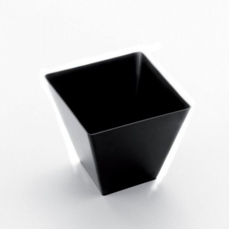 Finger coppa mono rombo cc.95 cm.5x5 pz.25 nera