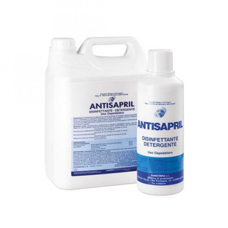 Detergente disinfettante antisapril lt.5 amuchina