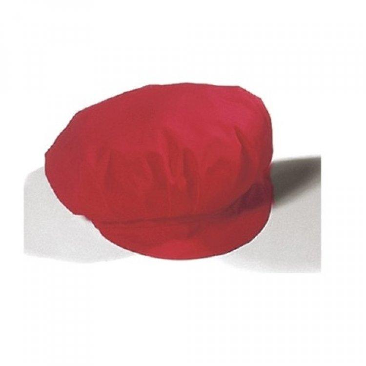 Cappello copricapo monello rosso ***