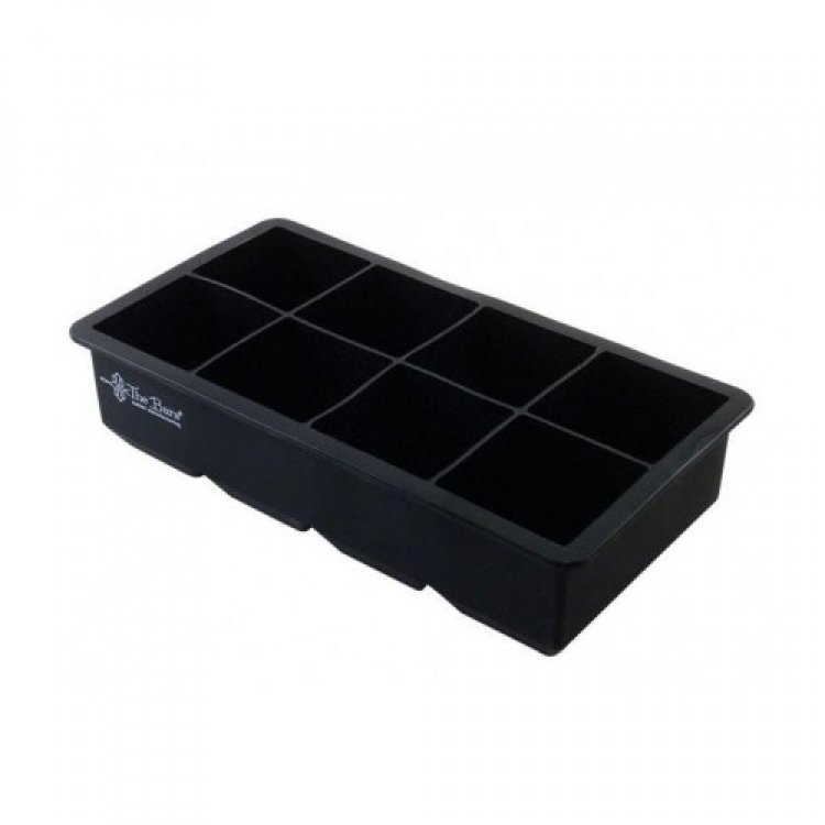 Ice cube mold 8 ghiacci cubo mm.48x48 h.48 the bars