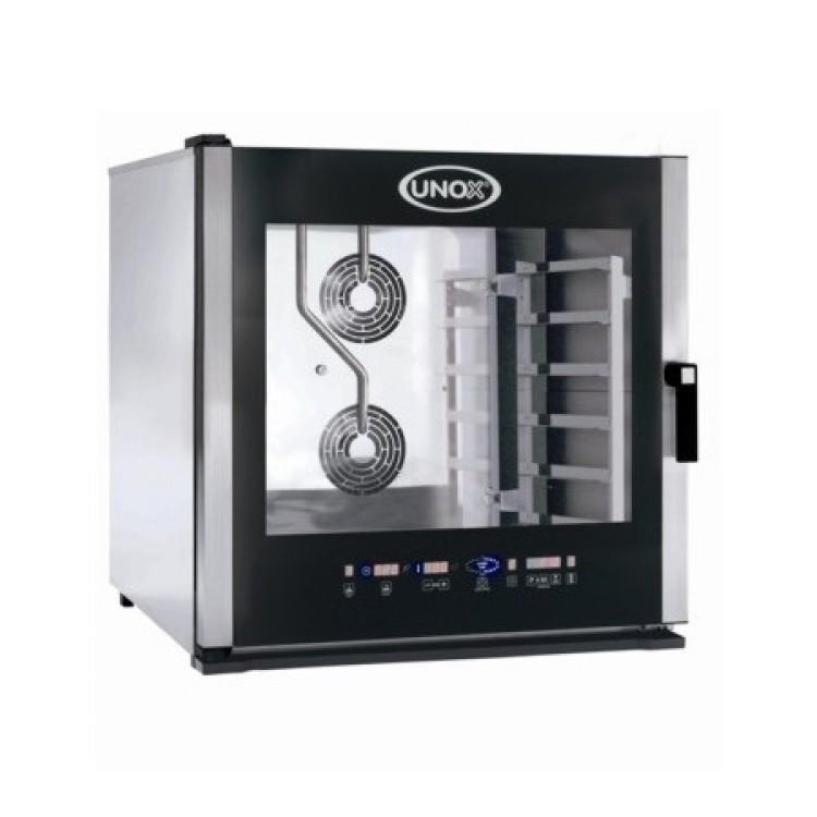 Forno convenzione vapore elettrico pasticceria 6 teglie cm - Forno a vapore prezzi ...