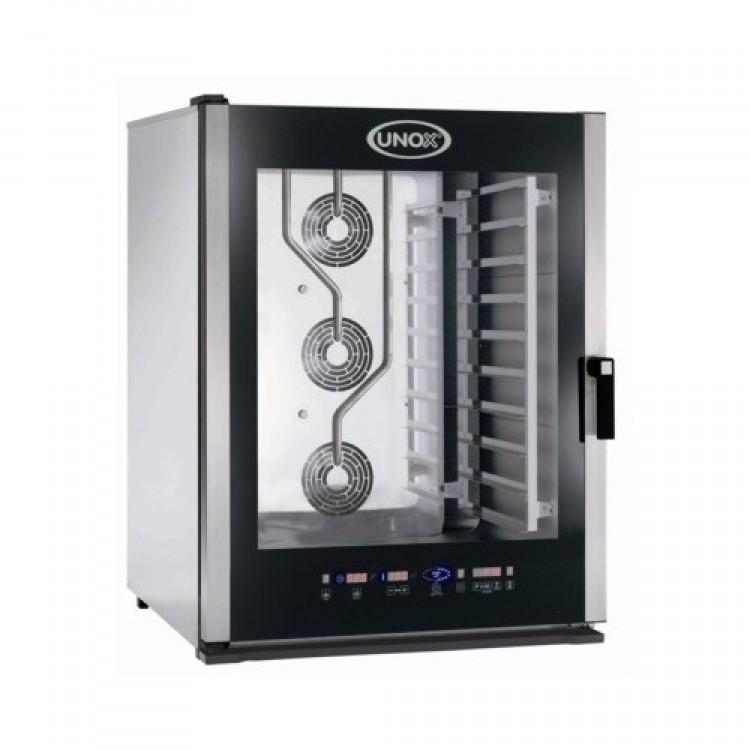 Forno convenzione vapore elettrico pasticceria 10 teglie - Forno a vapore prezzi ...