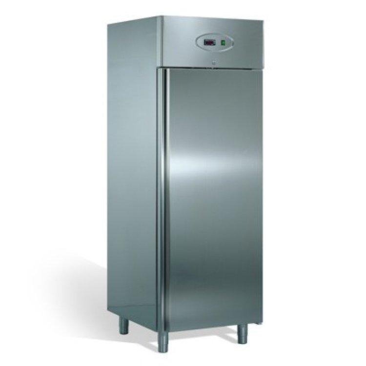 frigo armadio inox 700 lt 18 20 c. Black Bedroom Furniture Sets. Home Design Ideas